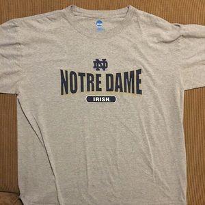 Notre Dame T-shirt by KA size XL